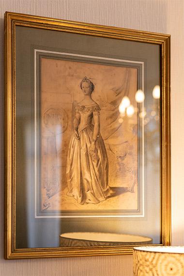 Portrait d'Eugénie